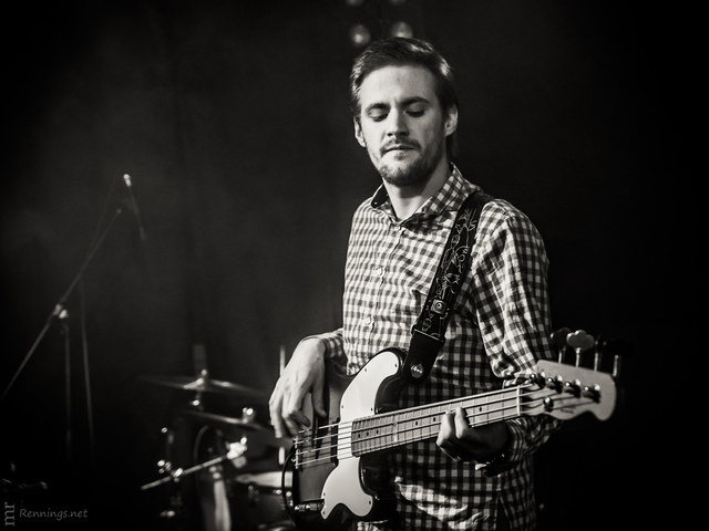 Evan Freyer & Band, 23.2.2013, C@fe-42, Gelsenkirchen