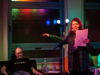 Mulle, Poetry Slam, 15.2.2013, C@fe-42, Gelsenkirchen