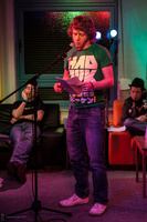 Jay Nightwind, Poetry Slam, 15.2.2013, C@fe-42, Gelsenkirchen