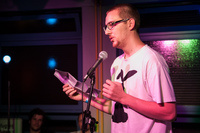 Jan Schmidt, Poetry Slam, C@fe-42, 6.9.13